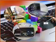 Ремонт, оптимизация, настройка, восстановление, апгрейд ноутбуков